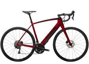 Trek Domane+ ALR 56 Crimson Red/Trek Black